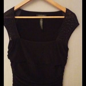 Ladies black dress 👗
